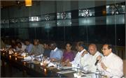Governor at the meeting with financial institution´s managing Director held recently